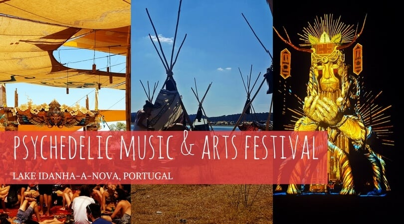 Stunning Photos from Boom Festival in Portugal
