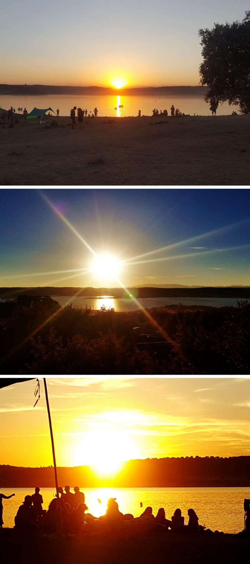 Boom Festival Portugal Sunsets