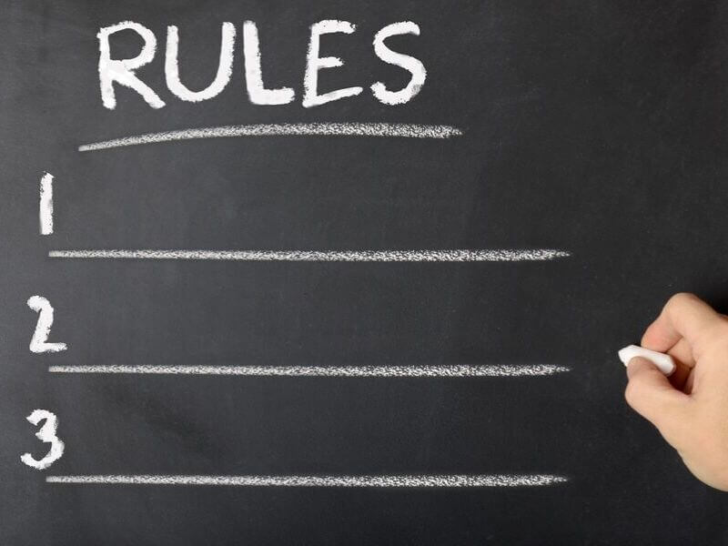 Guest Blog Post Rules example