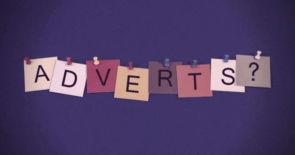 Ezoic Review Adverts