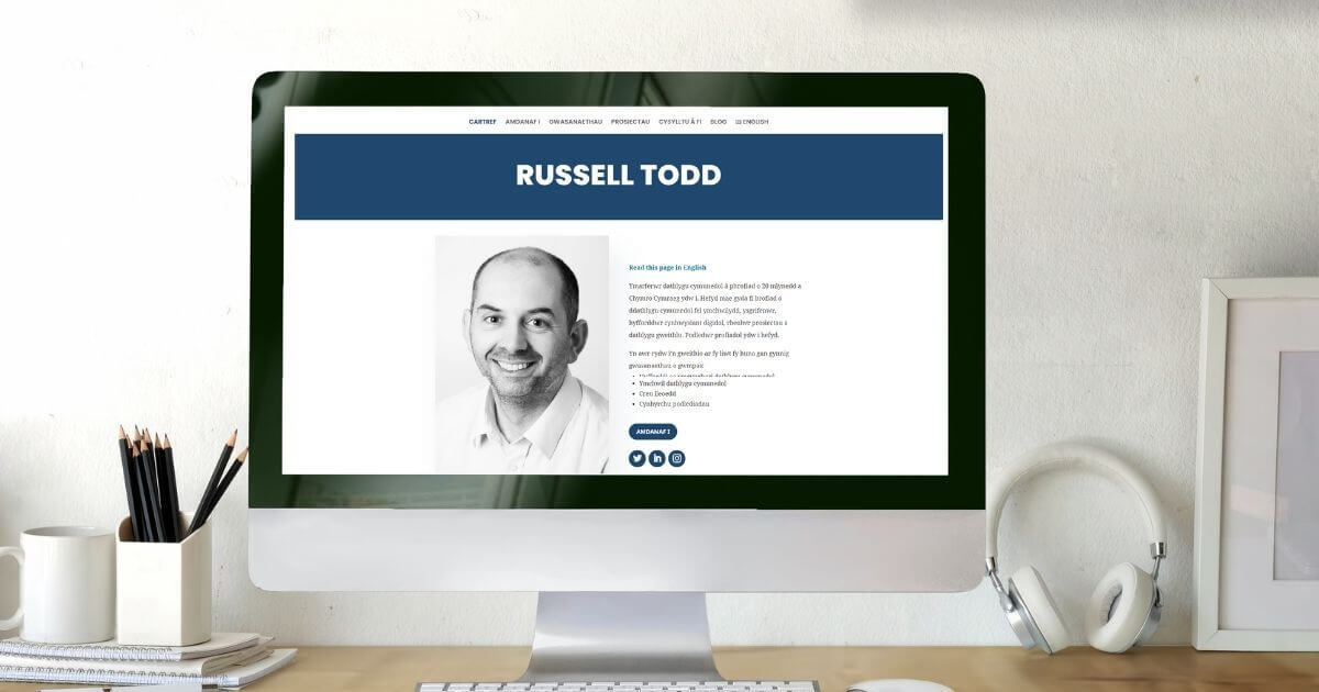 Russell Todd Web Design