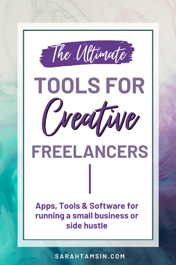 The Ultimate Digital Tools for Creative Freelancers